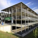 Hochgarage, GKB Center